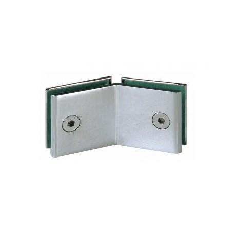 Klamra (szkło - szkło 135°)