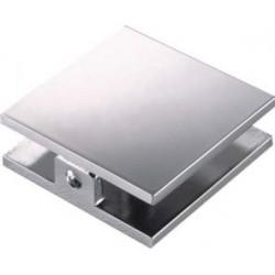 Klamra standardowa 90° (szkło - ściana), h51mm