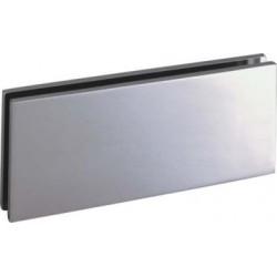 Klamra standardowa 180° (szkło - szkło), h51mm