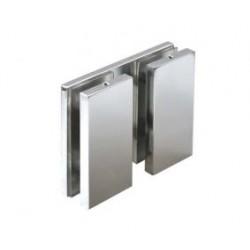 Klamra 180° (szkło - szkło)