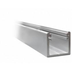 Profil górny fcm32 z uszczelkami do szkła