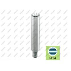 Trzpień nierdzewny m10 aisi304, d14-m10-m6-l68mm