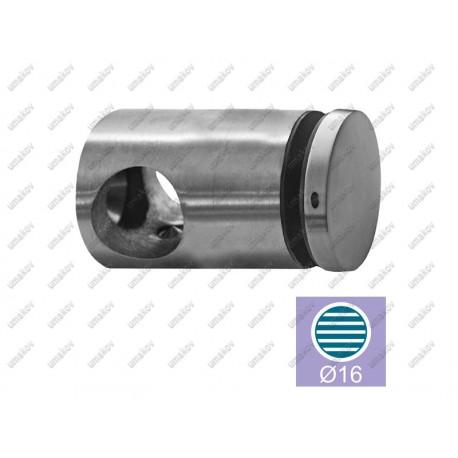 Mocowanie wypełnienia do szkła d25-d16-l20mm
