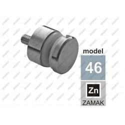 Uchwyt punktowy szkła ZN, JP D30/T6-16/H15/M8mm