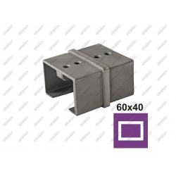 łącznik do profilu aisi 304,60x40mm
