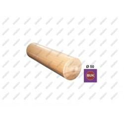 Buk-poręcz nielakierowana buk (beech), d50-l2000mm