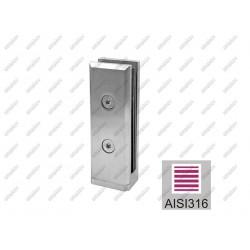 Mocowanie boczne-punktowe do szkła AISI316, 142/50