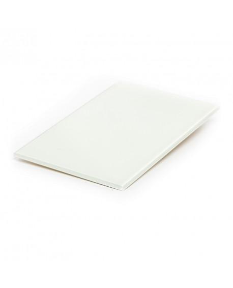 Lacobel biały soft 9010
