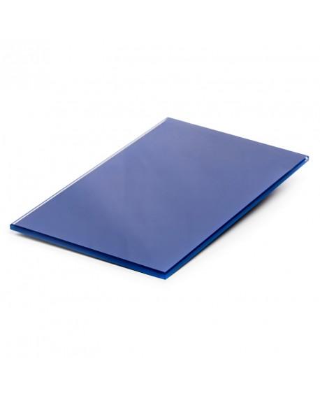 Lacobel niebieski luminous RAL 5002