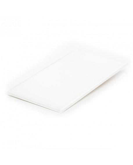 Lacobel  biały soft  9010 matowy 4 mm