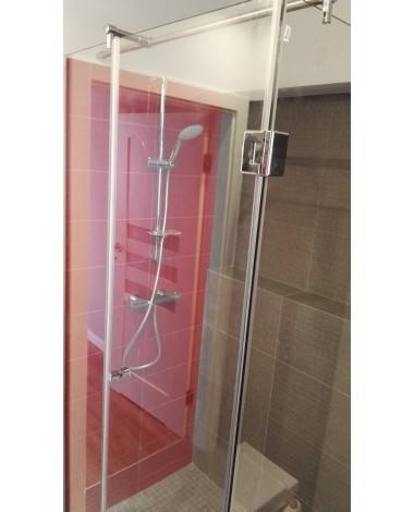 Szklana kabina prysznicowa na wymiar
