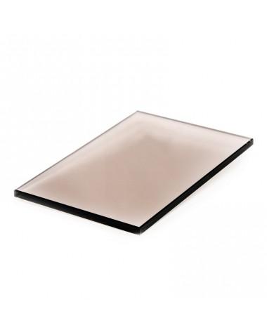 Szkło 4 mm antisol brązowe