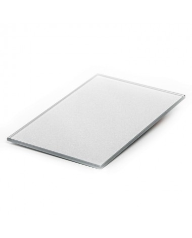 Lacobel 9007 Aluminiowy Rich